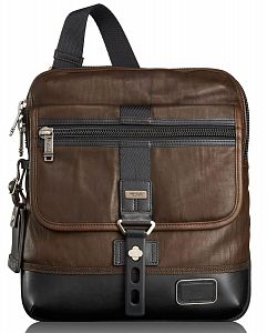 Сумка Tumi 92304DB2 Bravo Leather Annapolis Zip Flap