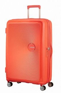 8d0d111a72fd American Tourister 32G*003 Soundbox Spinner 77 Exp. Чемодан большой L