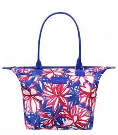Сумка Lipault P71*003 Blooming Summer Tote bag M