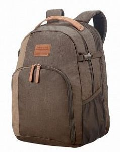Рюкзак для ноутбука Samsonite CH7*008 Rewind Natural Laptop Backpack L