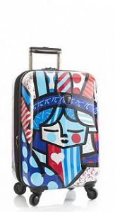 Чемодан Heys 16049 Britto Freedom S Exp