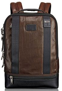 Рюкзак Tumi 92682DB2 Bravo Leather Dover Backpack