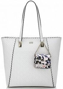 Сумка Guess HWSW6962230WHI Rayna Shopper With Embossed Logo